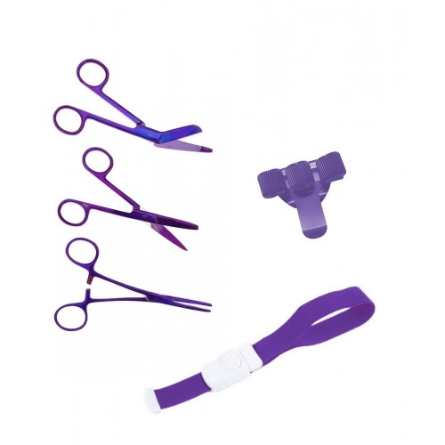 Personal Equipment Set Plasma Paars